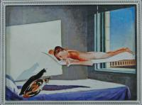 "C.W.Carson ""Magic Carpet (On and Off the Hopper Bed)"""