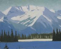 "Mitchell Fenton ""Bow River"""