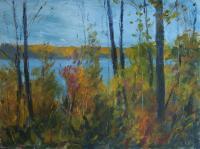 """Gerald Faulder """"Riverside, 2012"""""""