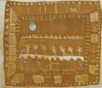 """Francine Gravel, Piece et Saynete, etching, 7 3/4 x 10 1/2"""""""