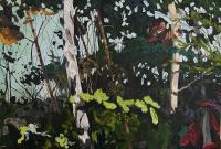 """Leslie Poole """"Leaf Pattern"""""""