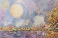 Jerzy Gawlak-Lost Moon Over Edmonton
