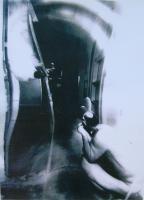 "Shane Golby ""Nocturne"" photomontage 14 x 10"""