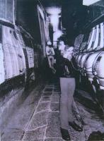 "Shane Golby ""The Waiting Game"" photomontage 14.75 x 10.75"""