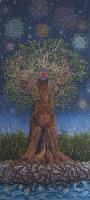 "Shirley Emeny ""Tree Woman and the Three Tiered Cosmos"""