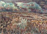 "Jerzy Gawlak ""Sturgeon Valley Night"""