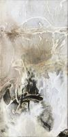 """Marianne Watchel """"Searching for Proof in the Ashes' acrylic on canvas 16 x 8"""""""