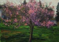 "Gerald Faulder ""Vesuvius Cherry, 2014"""