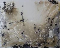 "Marianne Watchel ""A Walking Shadow"" 2018 acrylic on canvas 48 x 60 inches"